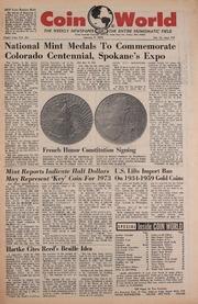Coin World [01/09/1974]