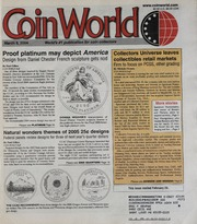 Coin World [03/08/2004] (pg. 46)