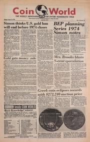 Coin World [06/26/1974]
