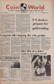 Coin World [10/16/1974]