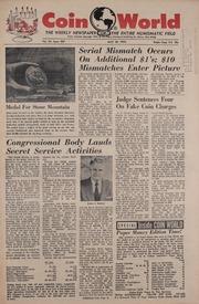 Coin World [05/20/1970]