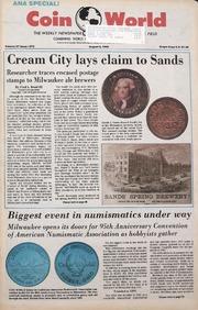 Coin World [08/06/1986]