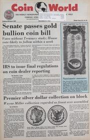 Coin World [11/27/1985]