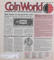 Coin World [09/25/1995]