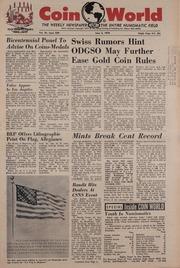 Coin World [06/03/1970]
