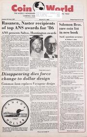 Coin World [01/21/1987]