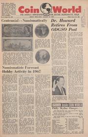 Coin World [01/18/1967]