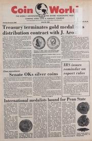 Coin World [06/20/1984]