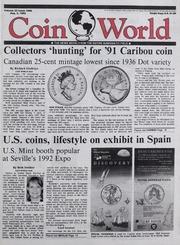 Coin World [08/03/1992]