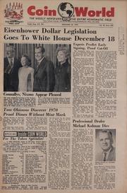Coin World [12/30/1970]