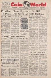Coin World [07/12/1967]