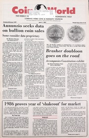 Coin World [04/01/1987] (pg. 47)