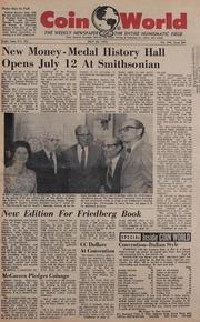 Coin World [07/26/1972]