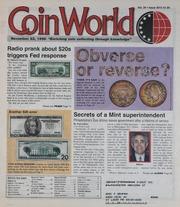 Coin World [11/23/1998]