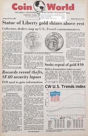 Coin World [05/21/1986]