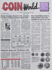 Coin World [08/01/1994]