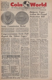 Coin World [03/01/1972] (pg. 89)