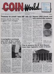 Coin World [07/11/1994]