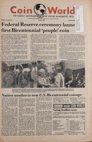 Coin World [07/23/1975]
