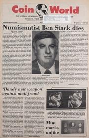 Coin World [11/21/1984] (pg. 75)