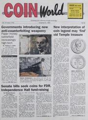 Coin World [11/08/1993]