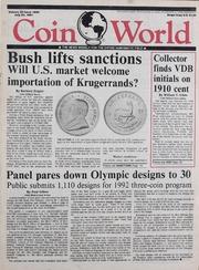 Coin World [07/24/1991]