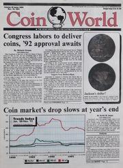 Coin World [12/18/1991]
