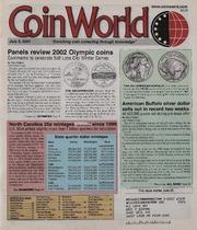 Coin World [07/09/2001]