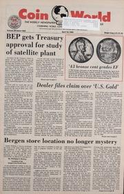 Coin World [04/10/1985]