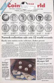 Coin World [10/28/1987]