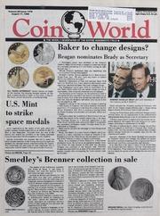 Coin World [08/17/1988]
