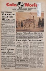 Coin World [12/16/1981]