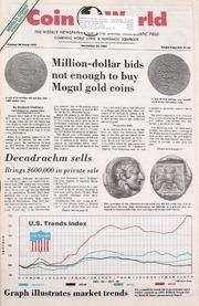Coin World [11/25/1987]