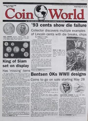Coin World [05/03/1993]