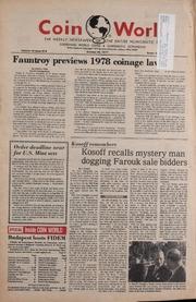 Coin World [10/26/1977]