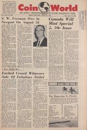 Coin World [08/30/1967]
