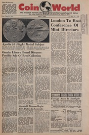 Coin World [05/03/1972] (pg. 58)
