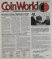 Coin World [07/13/1998]