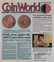 Coin World [07/21/2003]