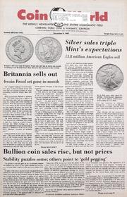 Coin World [12/09/1987]