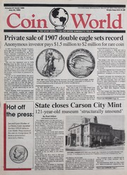 Coin World [07/25/1990]