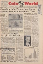 Coin World [08/16/1967]