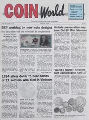 Coin World [04/18/1994]