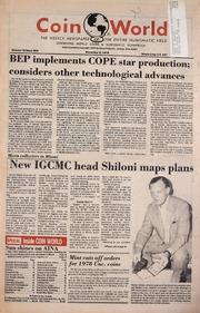 Coin World [11/08/1978]