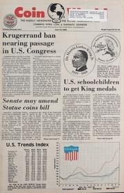 Coin World [06/19/1985]