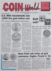 Coin World [07/19/1993]