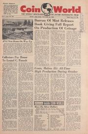 Coin World [11/30/1966]