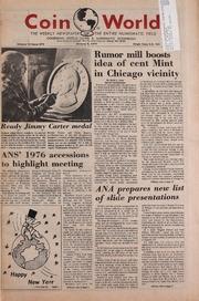 Coin World [01/05/1977]