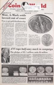 Coin World [01/28/1987]