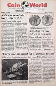 Coin World [07/30/1986]